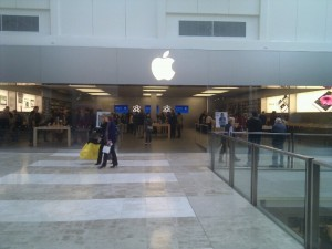 Apple Store Doncaster