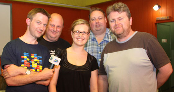 The Tech Talk Radio crew