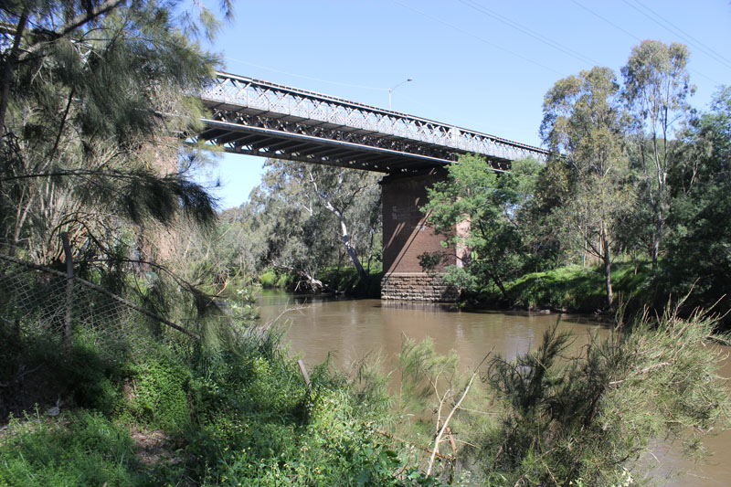 Chandler Hwy Bridge