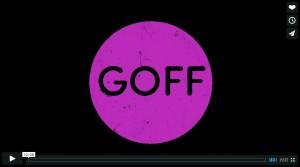 GOFF on Vimeo