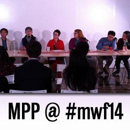 MPP @ #mwf14