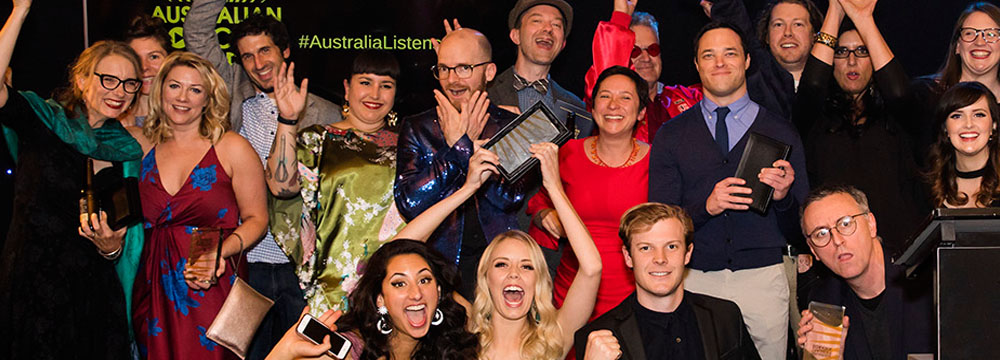 The Australian Podcast Awards 2018