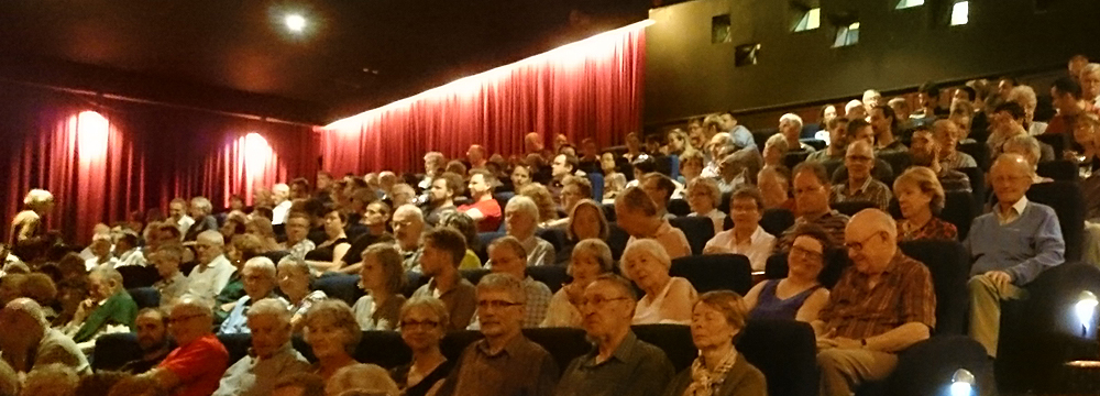 Audience at The Palace Balwyn, 21/12/2014